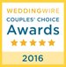 WeddingWire - 2015 Couples Choice Award